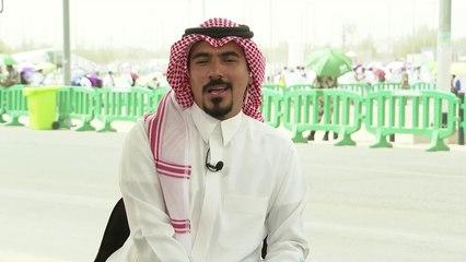 مدير صحة مكة المكرمة د. وائل مطير يبيّن الحالة الصحية للحجاج في عرفات والخدمات المقدمة لهم
