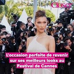 Bella Hadid fait sensation au Festival de Cannes