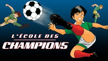 Épisode 33 - L'équipe de rêve - L'École des champions - replay