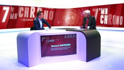 7 Minutes Chrono avec Bernard Soutrenon