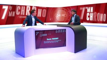 7 Minutes Chrono avec Denis Thoumy