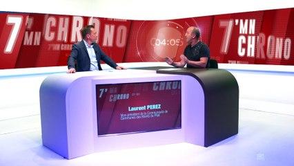 7 Minutes Chrono avec Laurent Perez