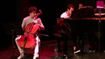 Grieg : Sonate pour violoncelle et piano en la mineur op. 36 I. Allegro agitato