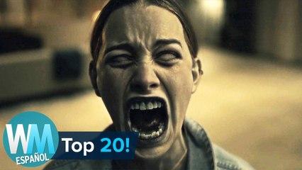 ¡Top 20 Momentos MÁS ATERRADORES de la TV!