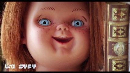 Chucky Promo (2021) Syfy, USA Network horror series