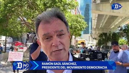 Rechazan en Miami posición de AMLO sobre el régimen cubano