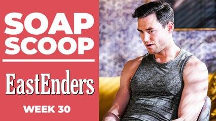 EastEnders Soap Scoop! Zack faces heartbreak