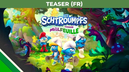 Les Schtroumpfs : Mission Malfeuille - Teaser Trailer