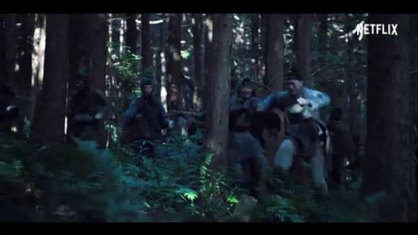 Kingdom Ashin of the North  - Trailer  Netflix