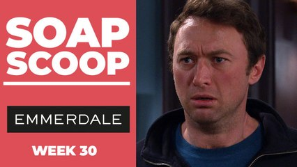 Emmerdale Soap Scoop! Liam continues to lash out