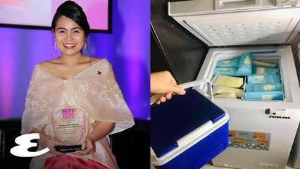 This Dubai-based Pinay Started An Initiative By Sharing Her Breast Milk To Children In Need