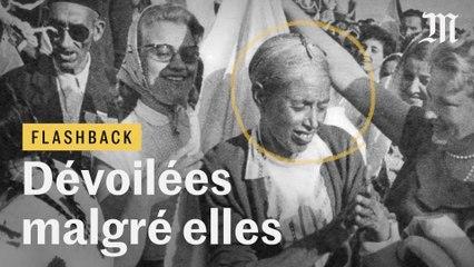 Algérie, 1958 : quand la France poussait des musulmanes à retirer leur voile - Flashback #4