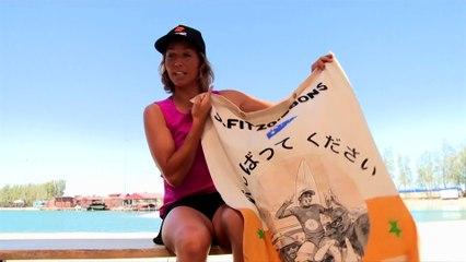 Aussie surfers prepare for Tokyo Games