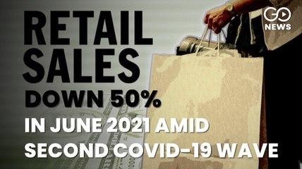 जून में रिटेल बिक्री बढ़ी लेकिन स्लोली-स्लोली