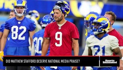 Does Matthew Stafford Deserve National Media Praise?