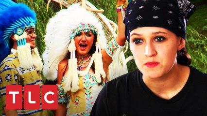 Las bodas gitanas más extrañas | Mi Gran Boda Gitana | TLC Latinoamérica