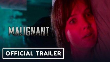 MALIGNANT - Official Trailer - Horror James Wan 2021 vost