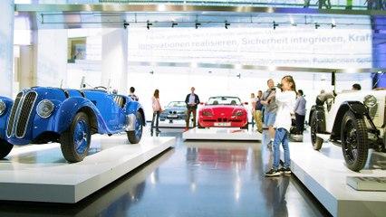 Munich Museums – BMW Museum