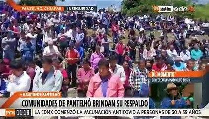 Se presenta grupo de autodefensas en Chiapas