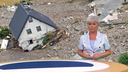 Почему катастрофа в Германии унесла так много жизней и сработала ли система оповещения? DW Новости (20.07.2021)