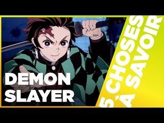 L'ADAPTATION DU MANGA N°1 ! - 5 Choses sur le jeu Demon Slayer