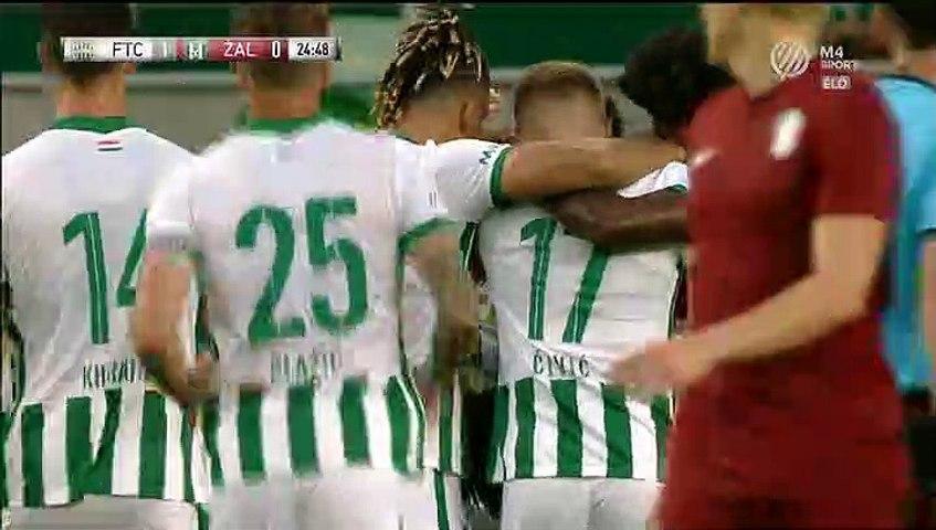 Myrto Uzuni Goal - Ferencváros 1-0  Žalgiris - 20.07.2021