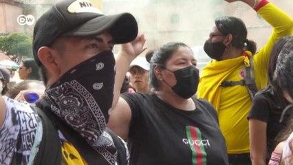 Новая волна протестов в Колумбии: чего добиваются их участники? (20.07.2021)
