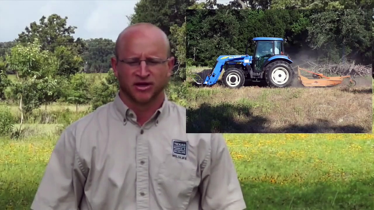 Introduction to Herbicide Spraying of Livestock Pastures for Wildlife
