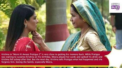 Mann Ki Awaaz Pratigya 2 spoiler alert Amma Ji and Meera plot against Pratigya