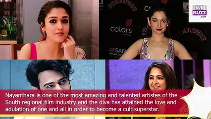 What Is Lady Superstar Nayantharas Unknown Connection With Prabhas Anushka Tamannaah Bahubali