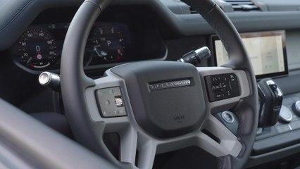 2022 Land Rover Defender 110 X-Dynamic SE D300 Design Preview