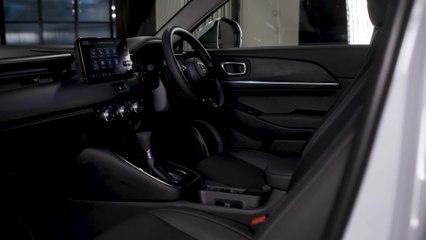 Honda HR-V e:HEV Interior Design