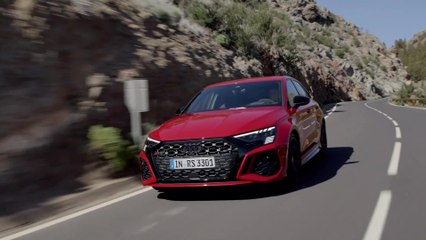 Audi RS 3 Sportback Driving Video