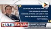 Sen. Go: wala pang inilalabas na pinal na listahan ng mga tatakbo sa 2022 elections ang PDP Laban