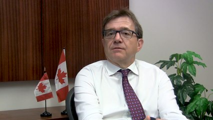 Federal environment minister says extreme weather a wake up call for Canadians