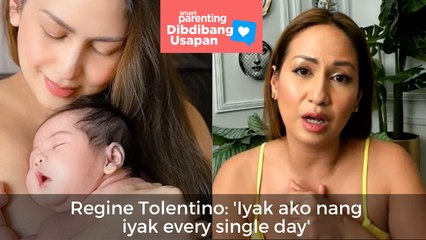Regine Tolentino Reveals Fourth Trimester Struggles: 'Everything Is So Sad'    Smart Parenting