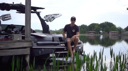 Professional Watersports Athlete Brian Grubb Shares His Most important Boating Tip