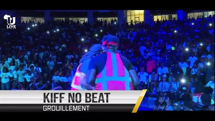 L'INSTANT ULIVE #1 | Kiff No Beat - Grouillement