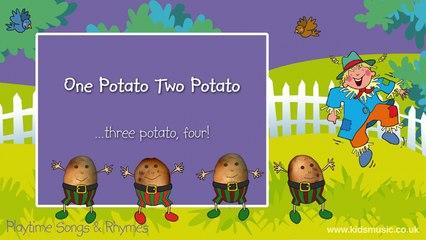 Kidzone - One Potato Two Potato