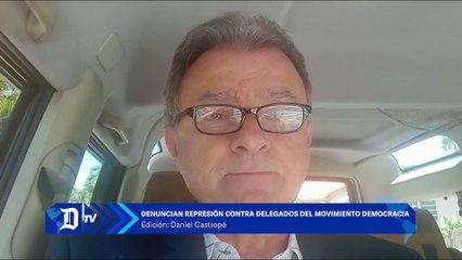 Denuncian represion contra delegados del Movimiento Democracia en Cuba