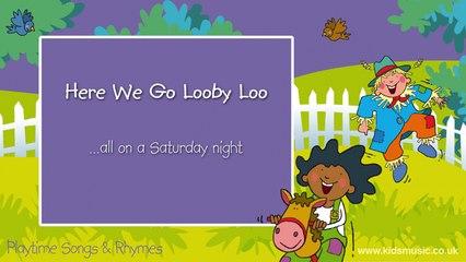 Kidzone - Here We Go Looby Loo