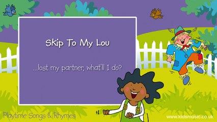 Kidzone - Skip To My Lou