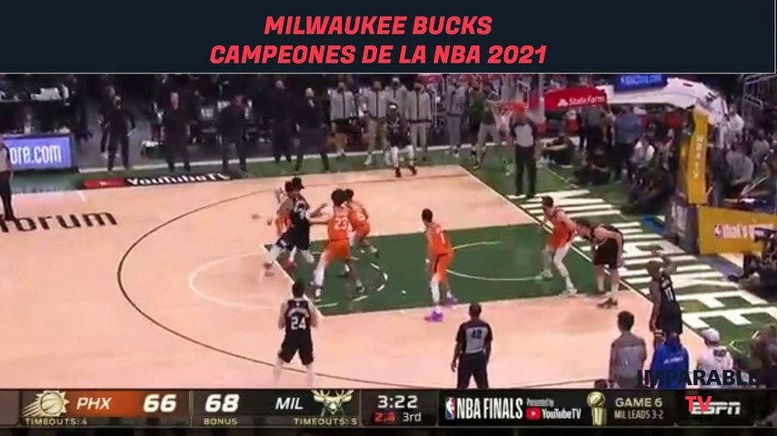 BUCKS NBA CHAMPIONS