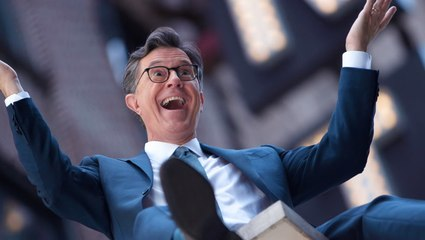 Stephen Colbert Explains How to be A Great Talk-Show Host