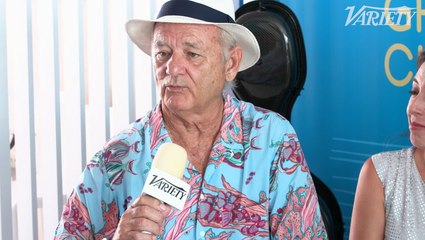 Bill Murray on his New Doc 'New Worlds: The Cradle of Civilization'