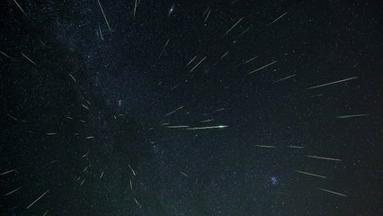 Catch the Best Shooting Stars of 2021 Next Month — Here's Where to Look