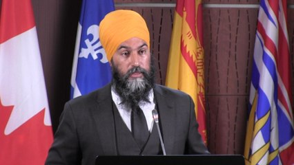 Singh says government must regulate online hate