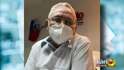 Médico cardiologista em Cajazeiras explica se Covid-19 aumenta risco de infarto