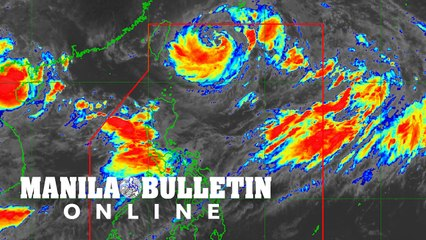 'Fabian' maintains strength, 'habagat' to dump rains over most of Luzon – PAGASA