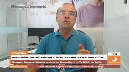 Momento Empresarial: Bolsa Família: Governo pretende atender 22 milhões de brasileiros até 2022